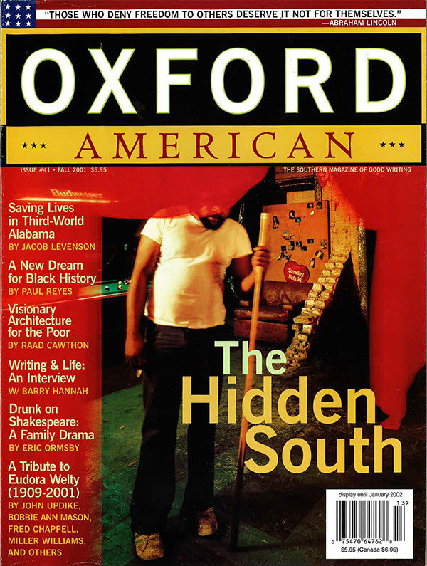Issue 41: Summer 2001