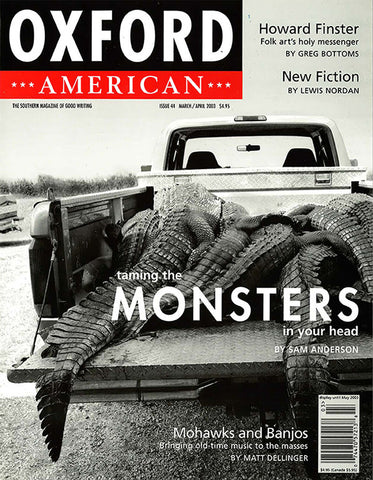 Issue 44: Monsters