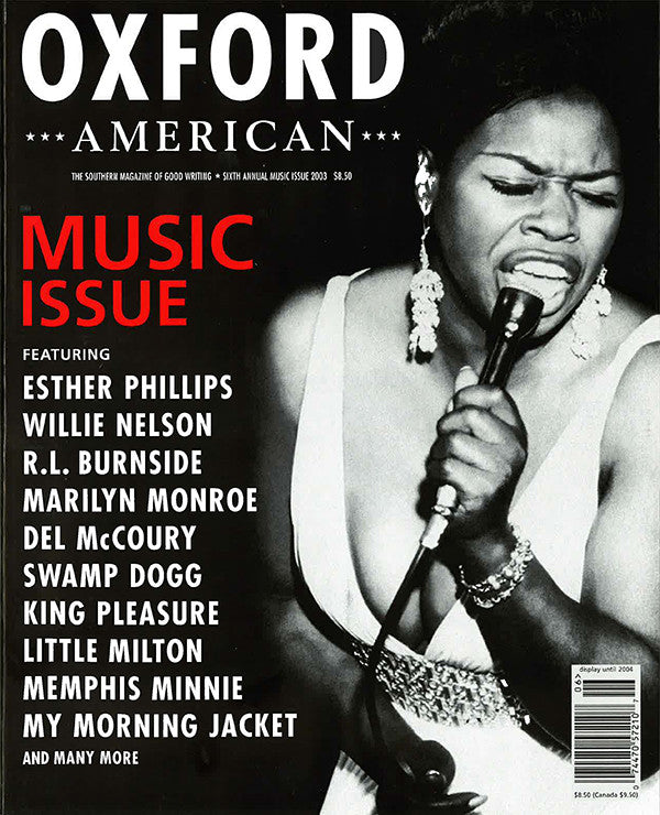 Issue 45: 6th Annual Southern Music Issue