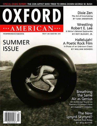 Issue 47: Summer 2003
