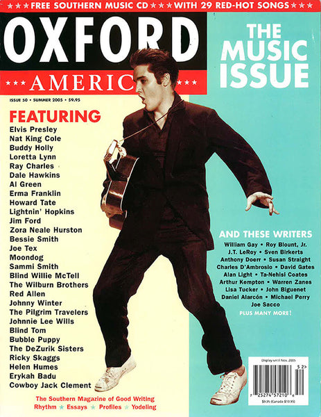 Issue 50: Summer 2005 Southern Music Issue