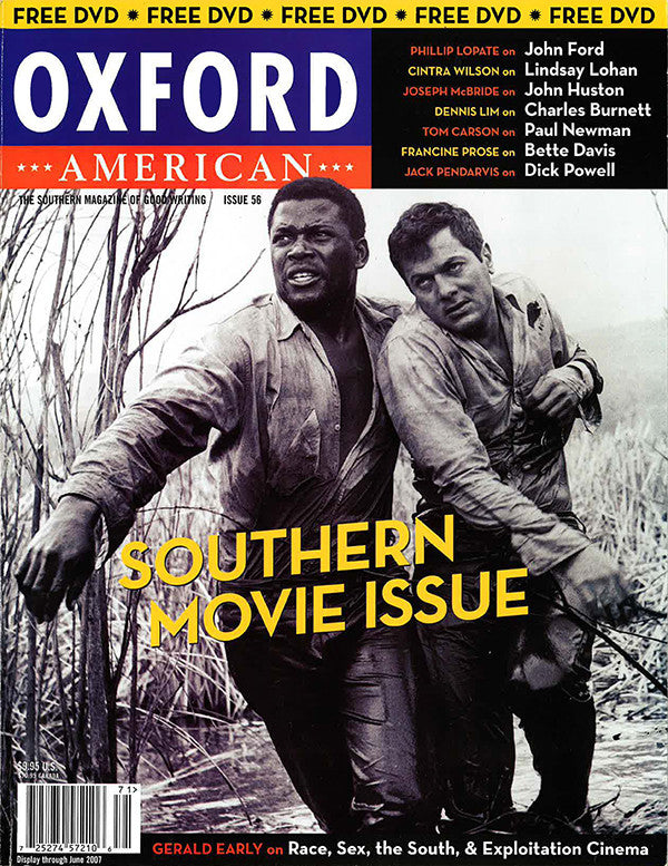 Issue 56: 2007 Southern Movie Issue & DVD