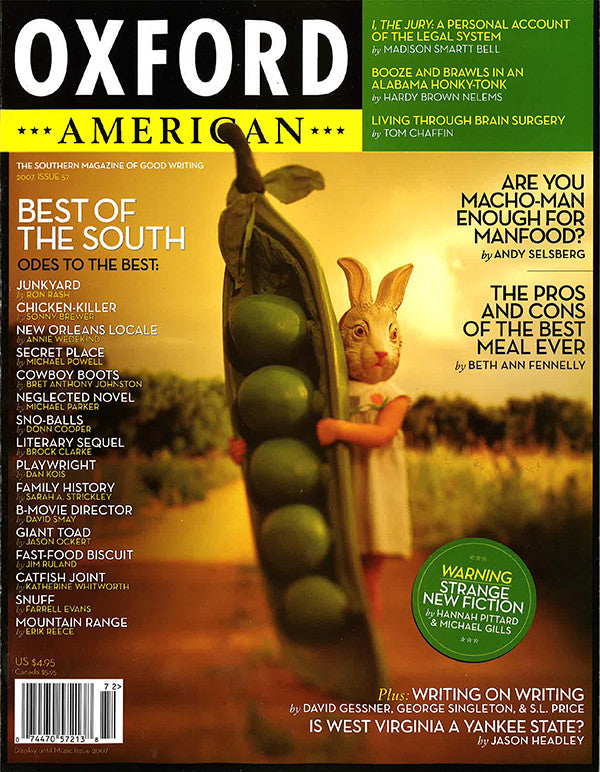 Issue 57: Best of the South 2007