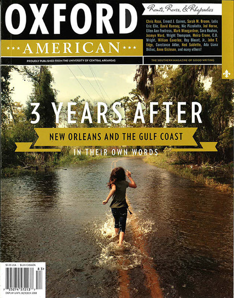 Issue 62: 3 Years After: New Orleans & The Gulf Coast - In Their Own Words