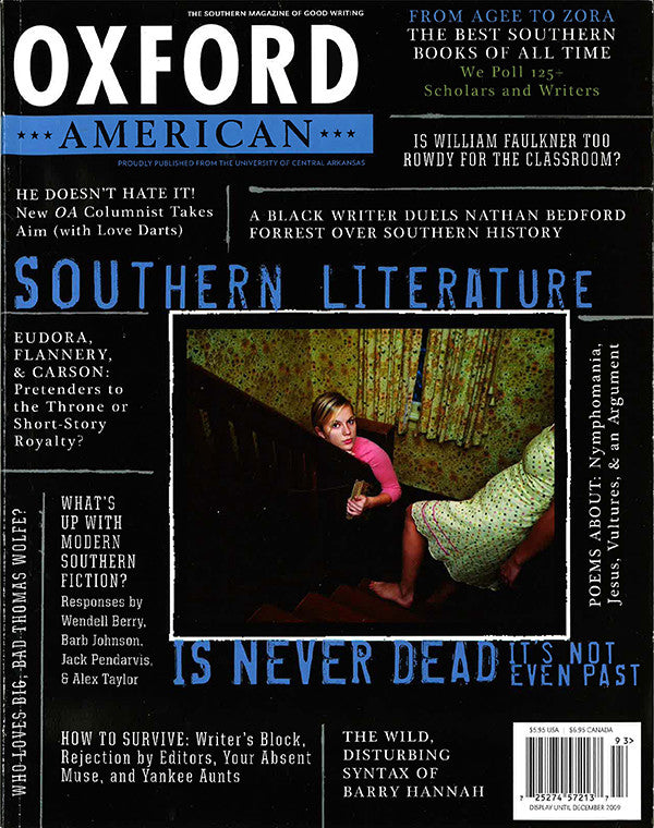 Issue 66: Southern Literature / Writing on Writing 2009