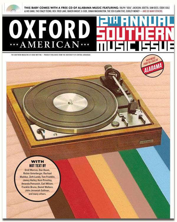 Issue 71: 12th Anniversary Southern Music Issue & CD 2010