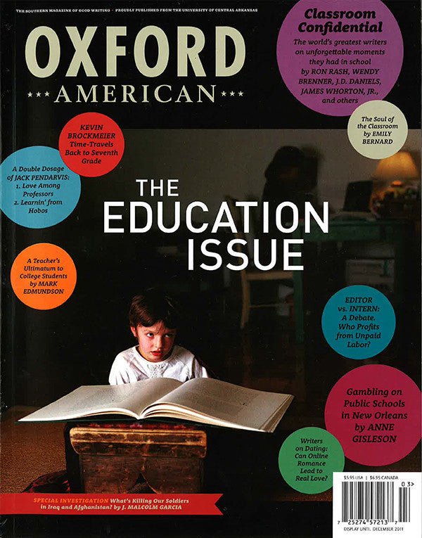 Issue 74: The Education Issue 2011