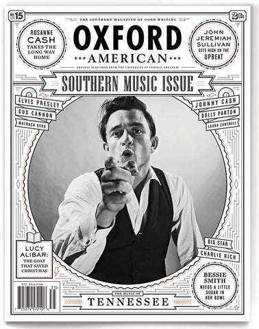 Issue 83: 15th Annual Southern Music Issue & CD -- TENNESSEE: SOLD OUT!