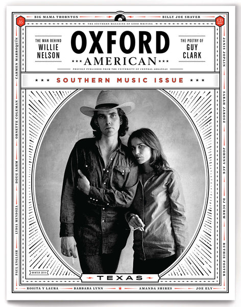 Issue 87: 16th Annual Southern Music Issue & CD -- Texas