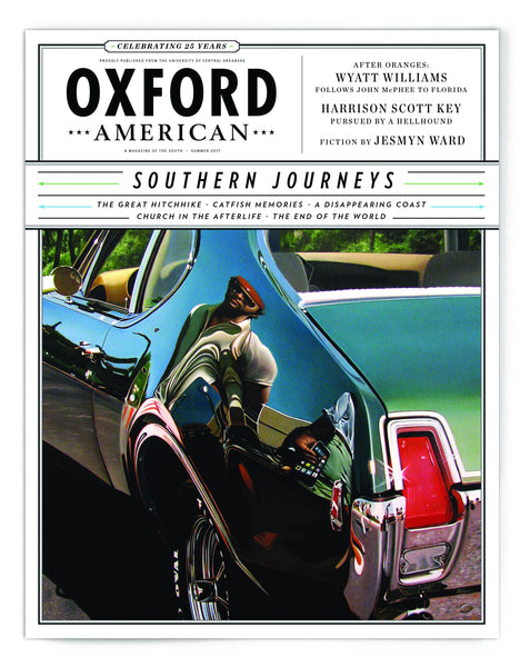 Issue 97: Summer 2017 — Southern Journeys