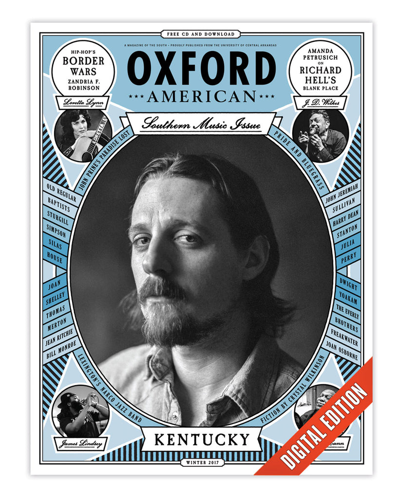 Issue 99: 19th Annual Southern Music Issue – Kentucky  — Digital Edition