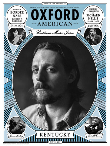 Kentucky Music Issue Cover Poster