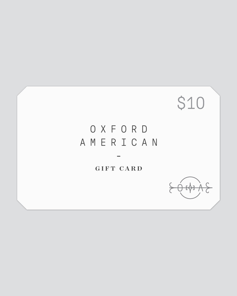 Oxford American Goods Gift Card