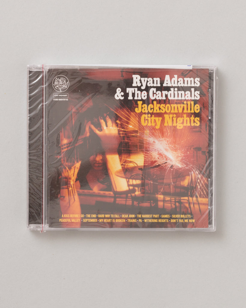 Jacksonville City Nights by Ryan Adams & The Cardinals (CD)