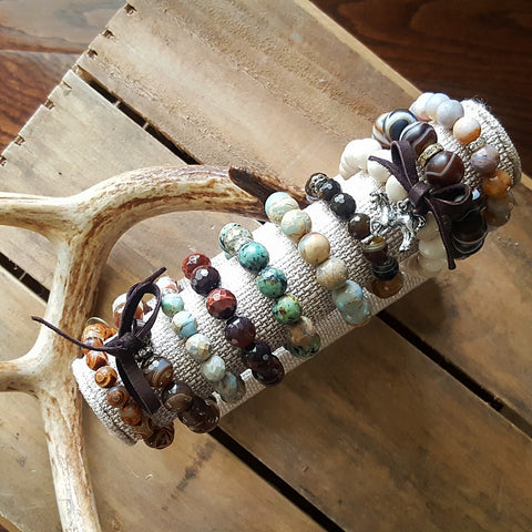 grounded protection bracelets bar collection deer shed
