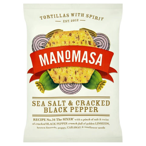 Manomasa Crisps - Salad Days Delivery