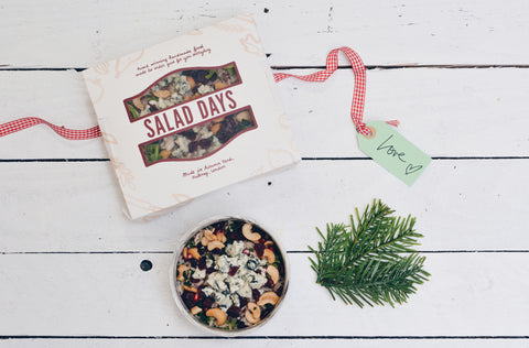 Crumbled Blue Cheese Box - Salad Days Delivery