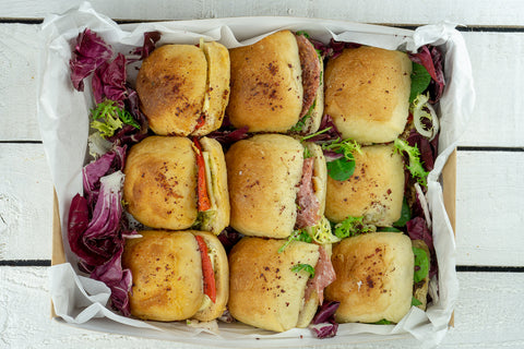 Focaccia Platter *NEW* - Salad Days Delivery