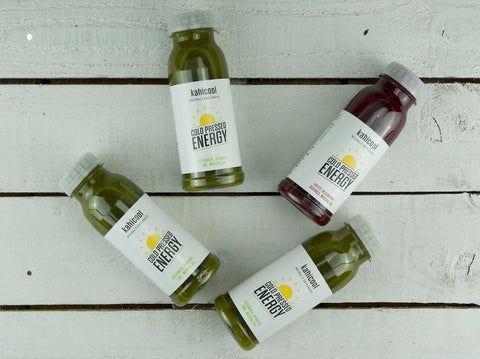 Cold Pressed Juices - Salad Days Delivery