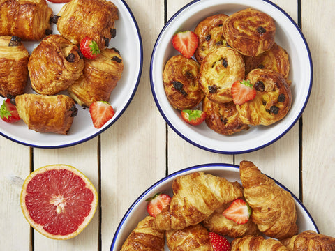 Pastries for groups of 50+ people - Salad Days Delivery