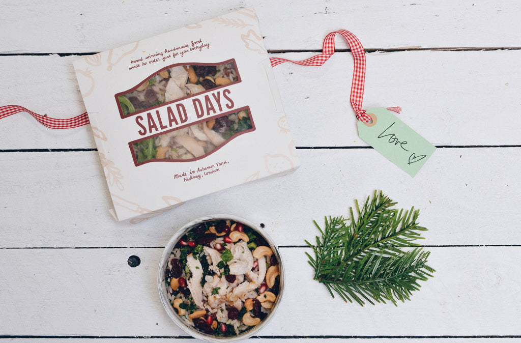 Spiced Turkey & Cranberry Box - Salad Days Delivery