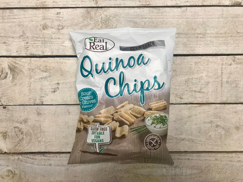 Eat Real Quinoa Chips 135g