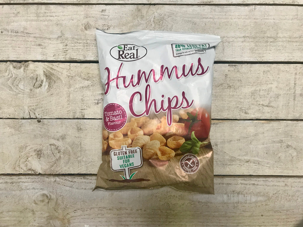 Eat Real Hummus Chips 135g - Salad Days Delivery