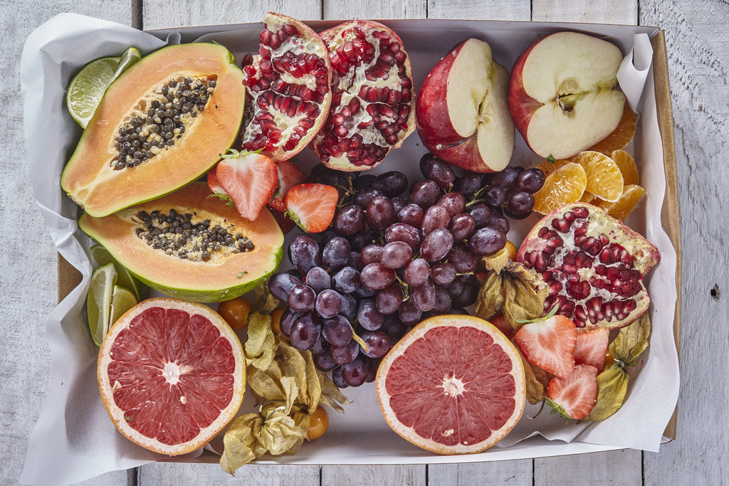 Fresh Fruit Box - Salad Days Delivery  - 1