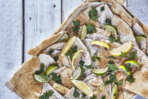 Lebanese Flatbread | Salad Days Online