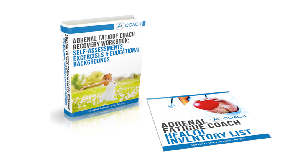 Adrenal Fatigue Basic Package