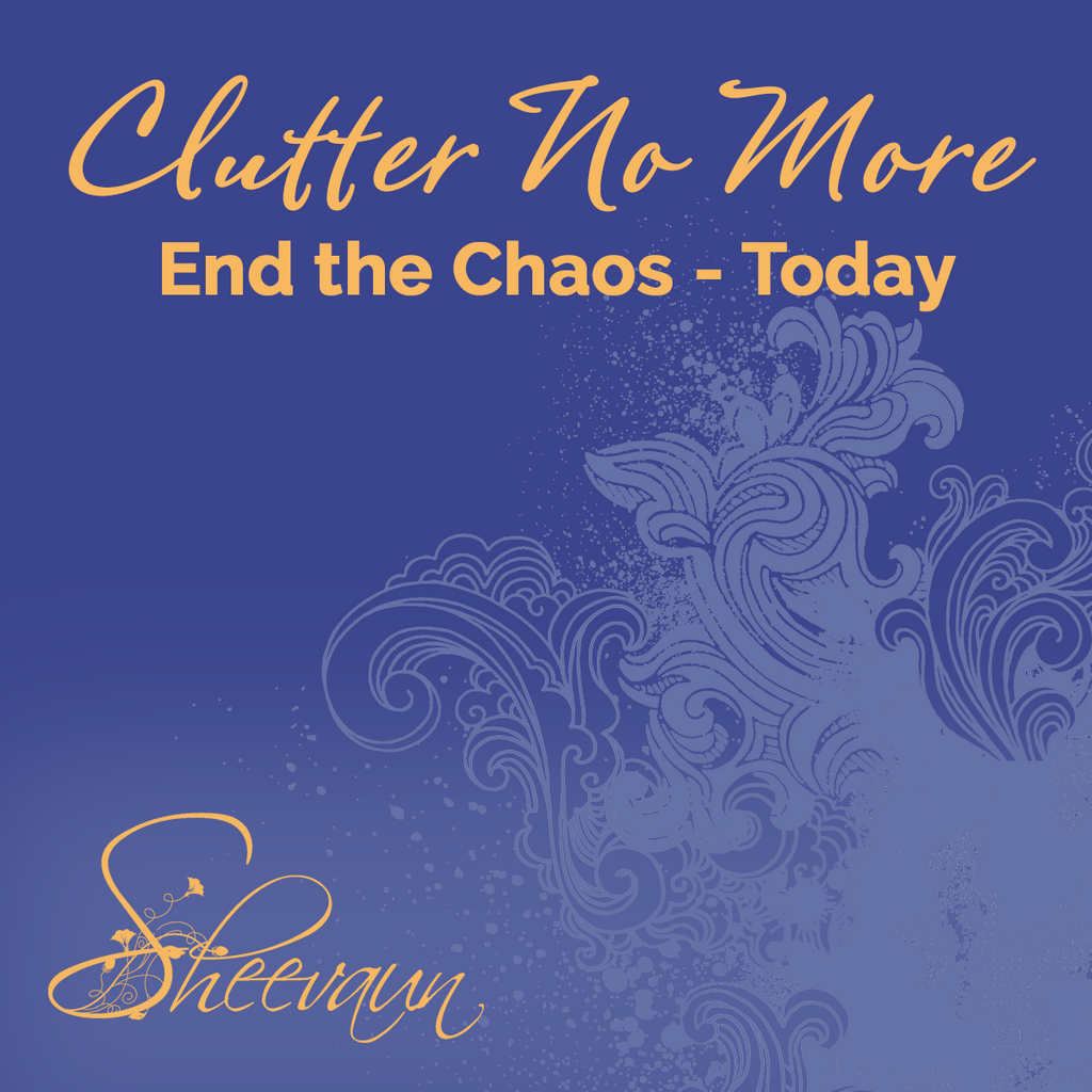 **Clutter No More - Meditative Journey and Transformation - Energetic Solutions, Inc Sheevaun Moran
