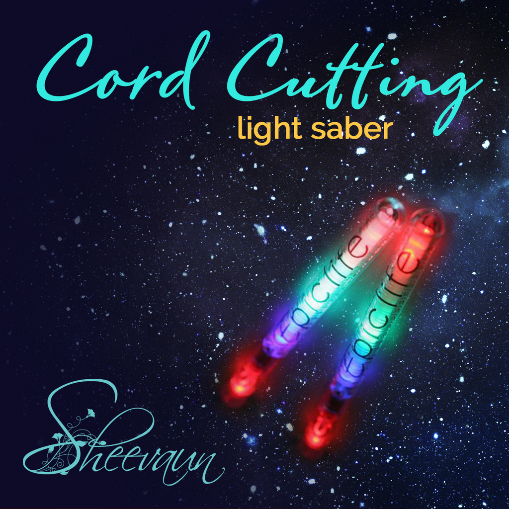Cord Cutting Light Saber