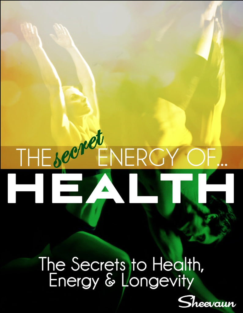 The Secret Energy of Health - Book - Energetic Solutions, Inc Sheevaun Moran