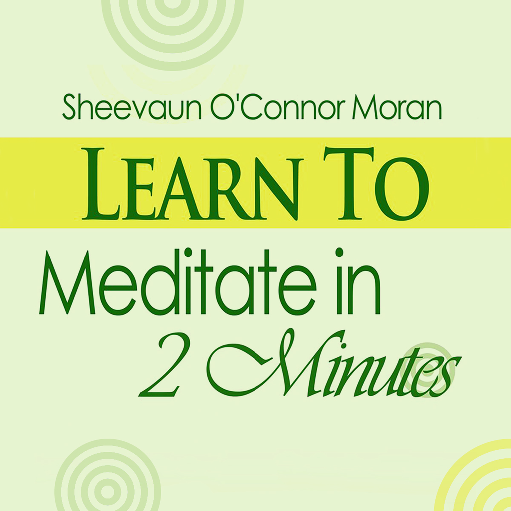 (Audiobook) Learn to Meditate in 2 Minutes - for the Lazy, Crazy and Time Deficient! - Energetic Solutions, Inc Sheevaun Moran