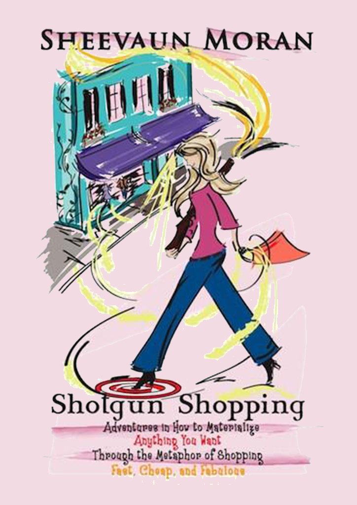 Manifesting Book - Shotgun Shopping