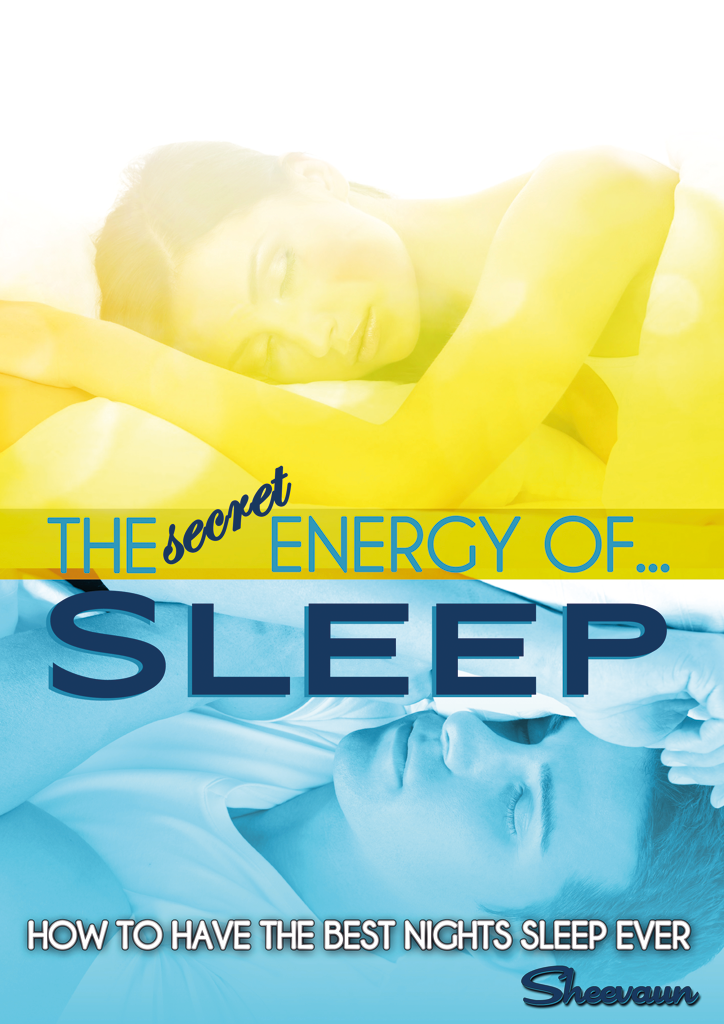 The Secret Energy of Sleep - Book - Energetic Solutions, Inc Sheevaun Moran