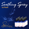 12 Pack - Soothing Spray 4oz (20% Off Bulk Discount)