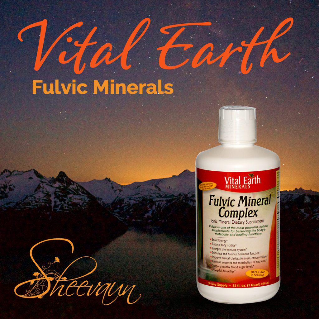 Vital Earth Minerals - Energetic Solutions, Inc Sheevaun Moran