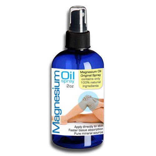 Magnesium Magnificent Oil - 2oz