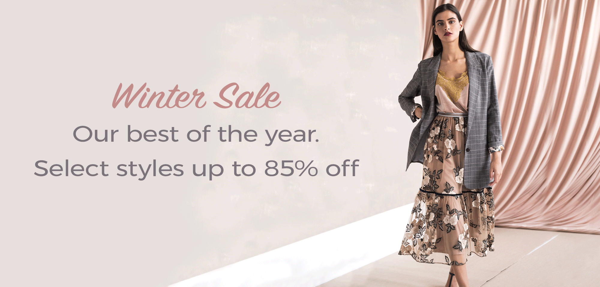 LILA Winter Sale up to 85% Off