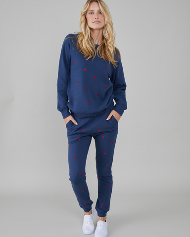 LILA Fashion | Mini Hearts Sweatpant
