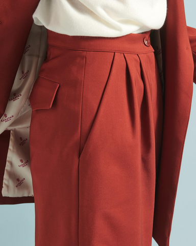 LILA Fashion | Keira Trouser | Cinnamon