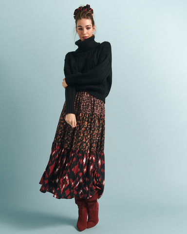 LILA Fashion | Gardenia Skirt