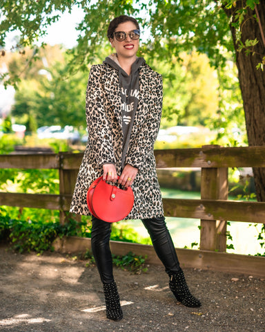 LILA Fashion | Nola Jacket | Leopard