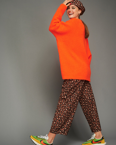 LILA Fashion | Naomi Trousers | Leopard
