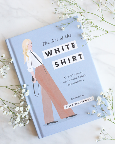 LILA Fashion | The Art of the White Shirt