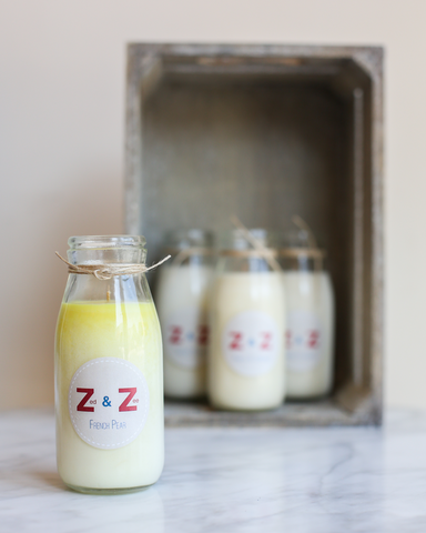 LILA Fashion | French Pear | Z&Z Candle