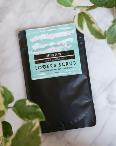 LILA Fashion | Lovers Scrub | After Glow