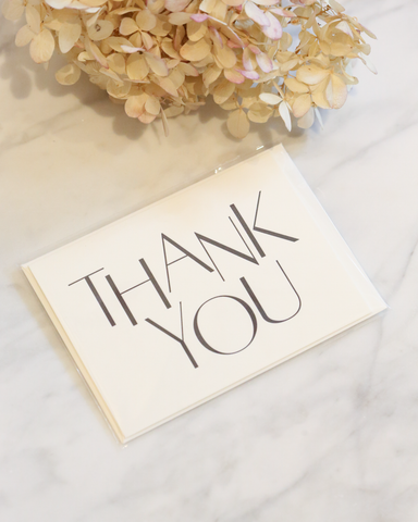 LILA Fashion | Thank You | Card