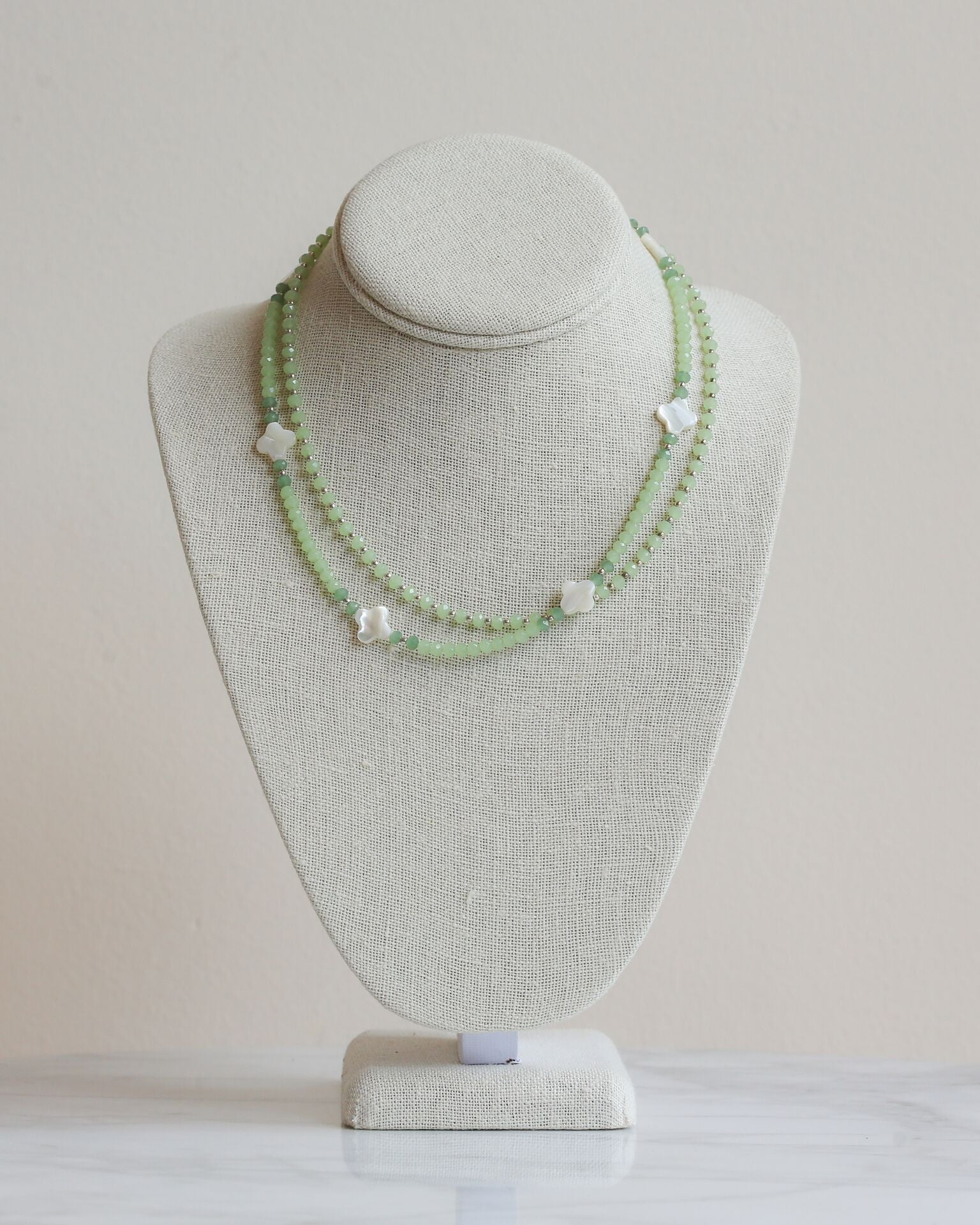 choose fullxfull il pearls bronze your forest products with count pearl green pea necklace a pod lucky in peas
